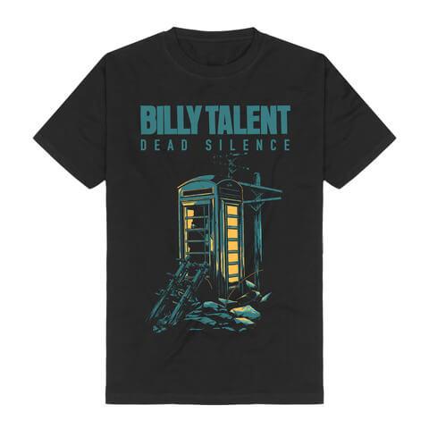 √Phone Box von Billy Talent - T-Shirt jetzt im Bravado Shop