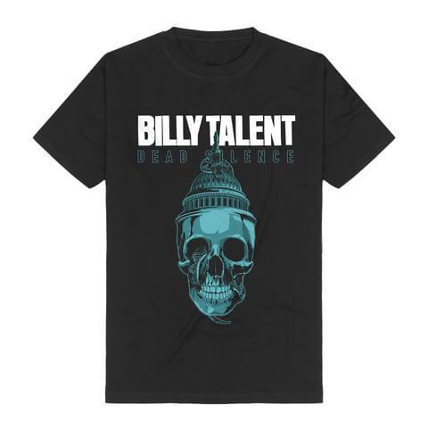 √Skull von Billy Talent - T-Shirt jetzt im Bravado Shop