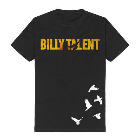 √Birds von Billy Talent - T-Shirt jetzt im Bravado Shop