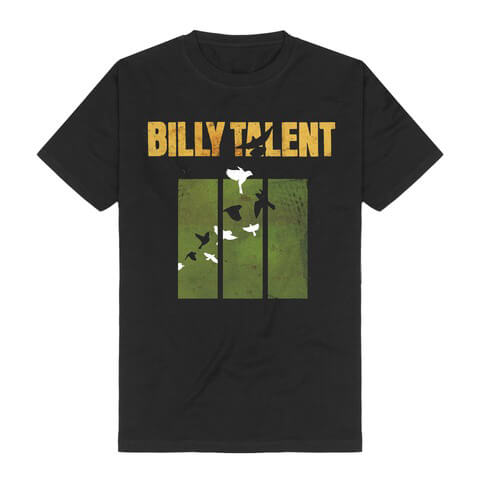 √Billy Talent III von Billy Talent - T-Shirt jetzt im Bravado Shop