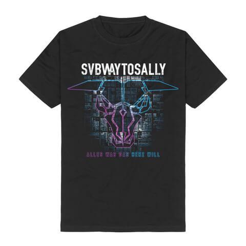 √Alles was das Herz will von Subway To Sally - T-Shirt jetzt im Bravado Shop