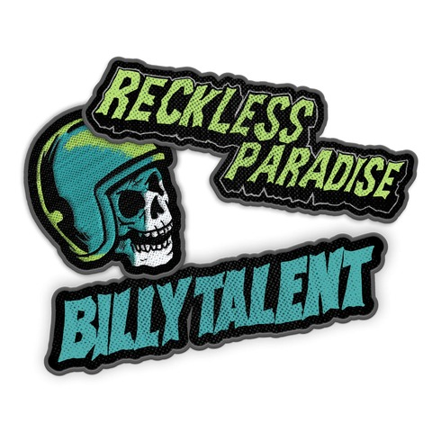 √Patch Set von Billy Talent -  jetzt im Bravado Shop