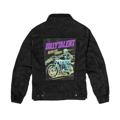 √Back Patch von Billy Talent -  jetzt im Bravado Shop