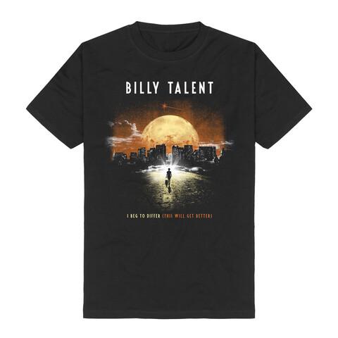 √I Beg To Differ von Billy Talent - T-Shirt jetzt im Bravado Shop