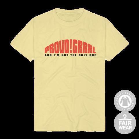 √Proud! Grrrl von Blues Pills - T-Shirt jetzt im Bravado Shop