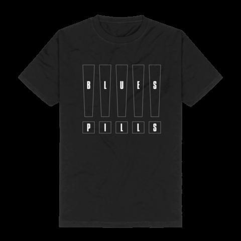 Exclamation Mark von Blues Pills - T-Shirt jetzt im Bravado Shop