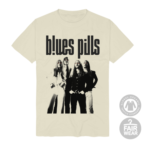 Tour Poster von Blues Pills - T-Shirt jetzt im Bravado Shop