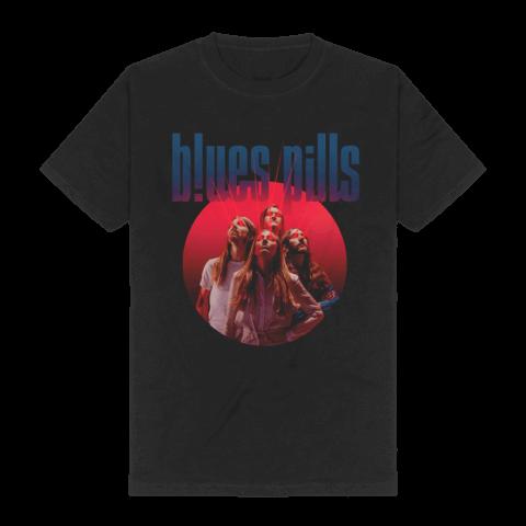 √Laser Eyes von Blues Pills - T-Shirt jetzt im Bravado Shop