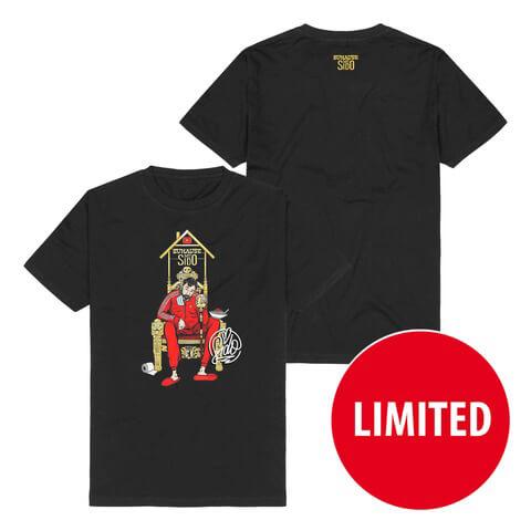 √Zu Hause mit Sido von Sido - T-Shirt jetzt im Bravado Shop