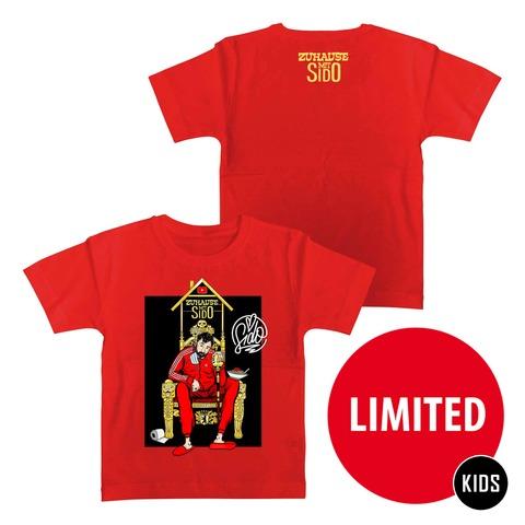 √Zu Hause mit Sido von Sido - Kids Shirt jetzt im Bravado Shop