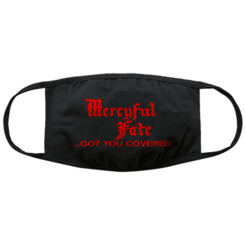√Mercyful Fate ...got you covered von Mercyful Fate - mask jetzt im Bravado Shop