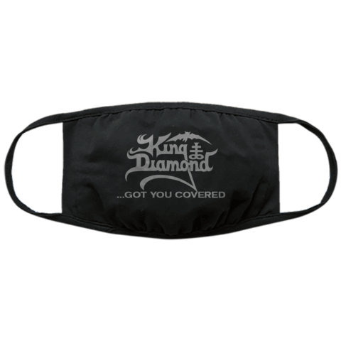 √King Diamond ...got you covered von King Diamond - mask jetzt im Bravado Shop