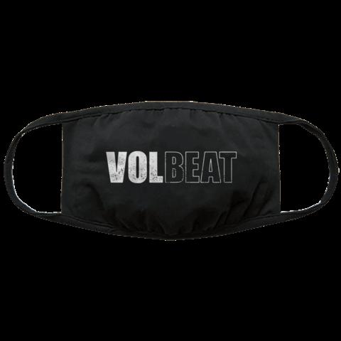 Volbeat Logo von Volbeat - Maske jetzt im Bravado Shop