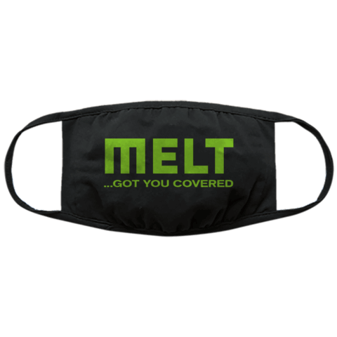 √Melt! ...got you covered von Melt! - mask jetzt im Bravado Shop