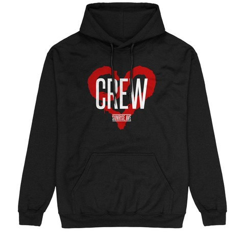 √Support the crew von Sunrise Avenue - Hood sweater jetzt im Bravado Shop
