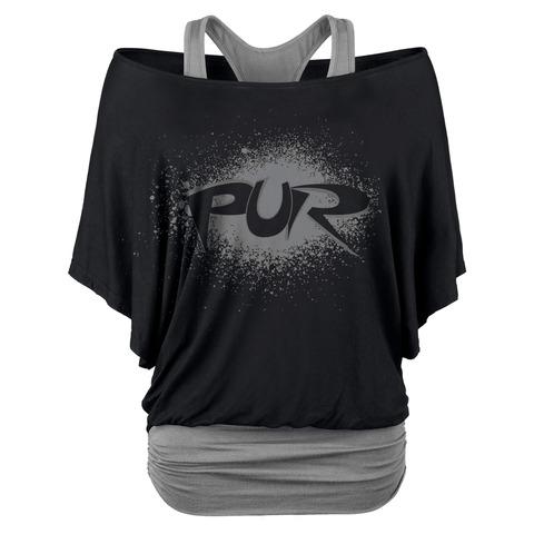 √Sprayed Logo von Pur - Double Layer Top jetzt im Bravado Shop