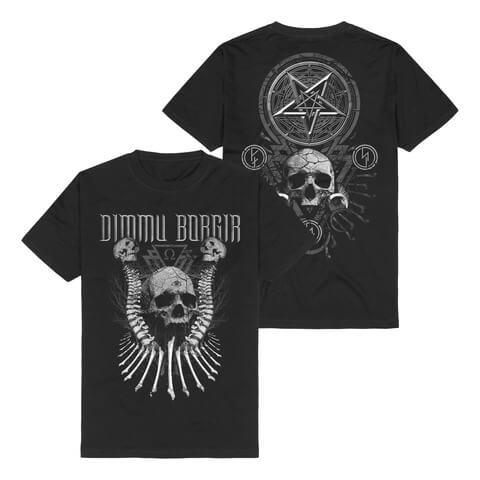 √Skull N Bones von Dimmu Borgir - T-Shirt jetzt im Bravado Shop