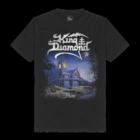 √Them von King Diamond - T-Shirt jetzt im Bravado Shop