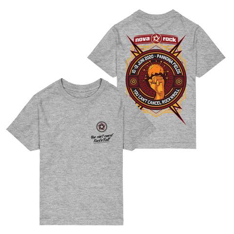 Smash CRN von Nova Rock Festival - Kids Shirt jetzt im Bravado Shop