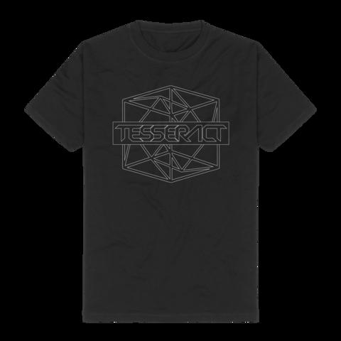 √Outline Logo von TesseracT - T-Shirt jetzt im Bravado Shop