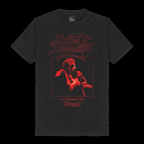 √Abigail In Concert von King Diamond - T-Shirt jetzt im Bravado Shop