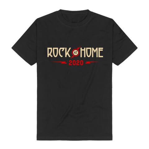 √Rock at Home 2020 von Rock am Ring Festival - T-Shirt jetzt im Bravado Shop