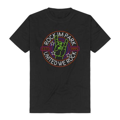 √United Rock Hand von Rock im Park Festival - T-shirt jetzt im Bravado Shop