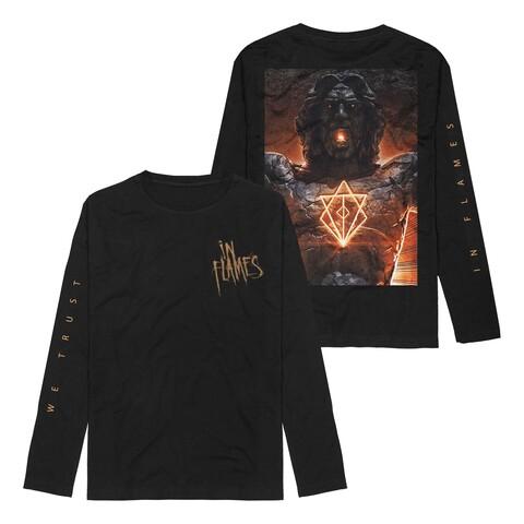 √Clayman von In Flames - Long-sleeve jetzt im Bravado Shop