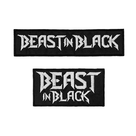 √Beast In Black Logo von Beast In Black - 2er Patch Set jetzt im Bravado Shop