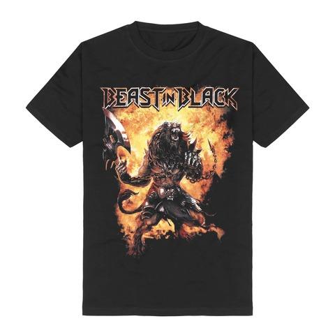 √Berserker von Beast In Black - T-Shirt jetzt im Bravado Shop