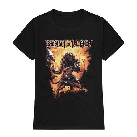 √Berserker von Beast In Black - Girlie Shirt jetzt im Bravado Shop