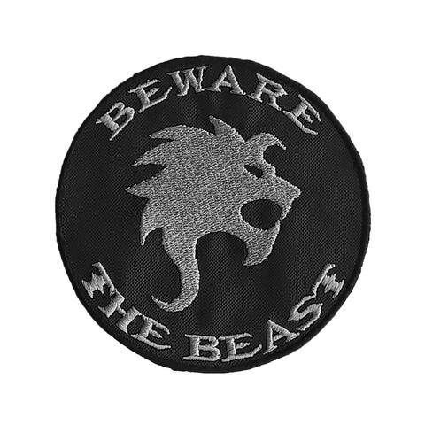 √Beware the Beast von Beast In Black - Patch jetzt im Bravado Shop