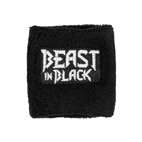 √Silver Logo von Beast In Black - Sweatband jetzt im Bravado Shop