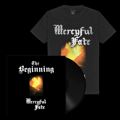 The Beginning (Black Vinyl + Shirt) von Mercyful Fate - Vinyl + T-Shirt Bundle jetzt im Bravado Shop