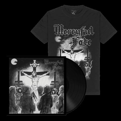 √Mercyful Fate (Black Vinyl + Shirt) von Mercyful Fate - Vinyl + T-Shirt Bundle jetzt im Bravado Shop