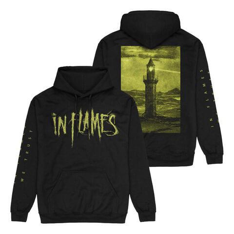 √Clayman Lighthouse von In Flames - Hood sweater jetzt im Bravado Shop