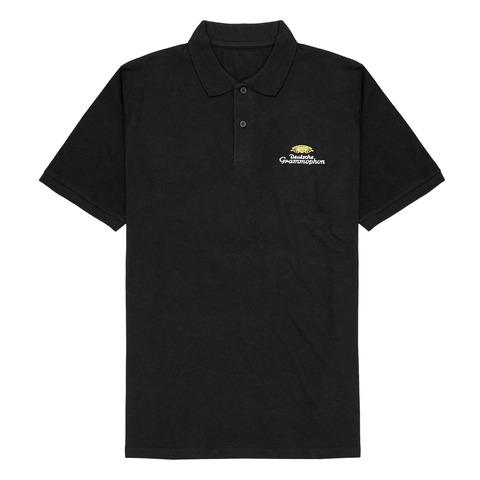 Classic Logo Pocket Stick von Deutsche Grammophon - Poloshirt jetzt im Bravado Shop