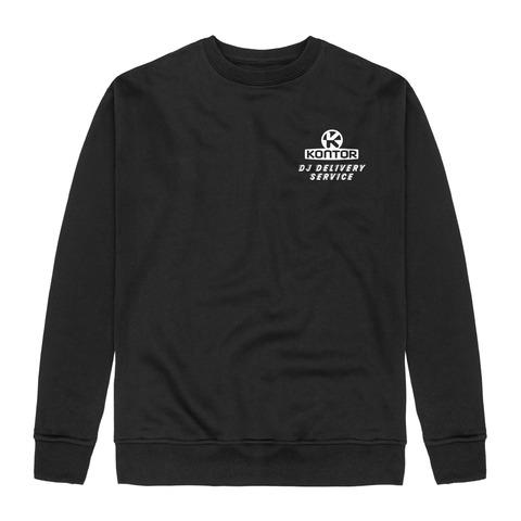 √DJ Delivery Service von Kontor Records - Sweater jetzt im Bravado Shop