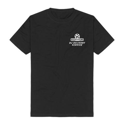 √DJ Delivery Service von Kontor Records - T-Shirt jetzt im Bravado Shop