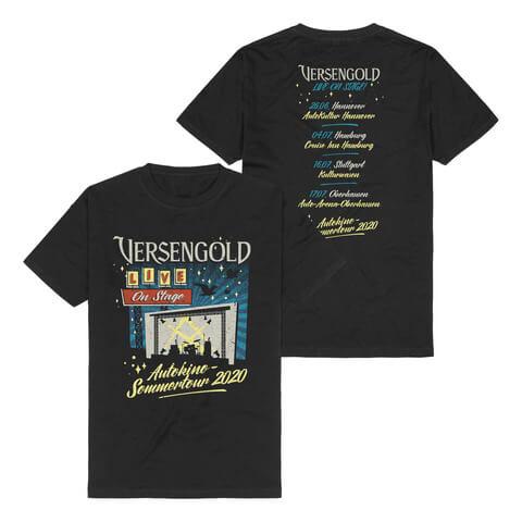 Autokino 2020 von Versengold - T-Shirt jetzt im Bravado Shop