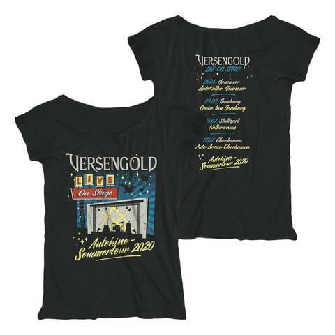 Autokino 2020 von Versengold - Loose Fit Girlie Shirt jetzt im Bravado Shop