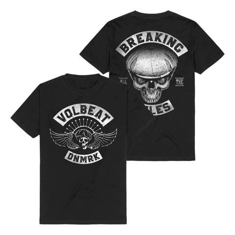 √Breaking All The Rules von Volbeat - T-Shirt jetzt im Bravado Shop