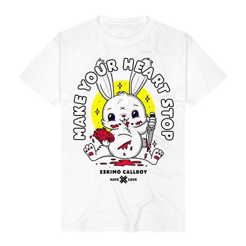 √Bad Rabbit von Eskimo Callboy - T-Shirt jetzt im Bravado Shop