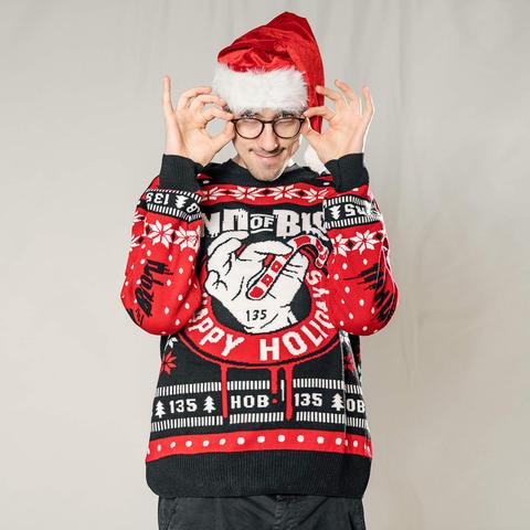X-Mas von HandOfBlood - Sweater jetzt im Bravado Shop