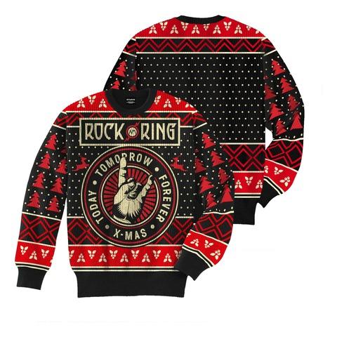 Rock Holiday von Rock am Ring Festival - Holiday Sweater jetzt im Bravado Shop