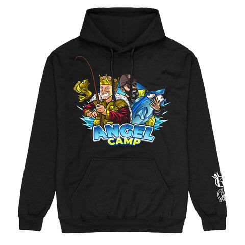 √Angel Camp von Sido - Hood sweater jetzt im Bravado Shop