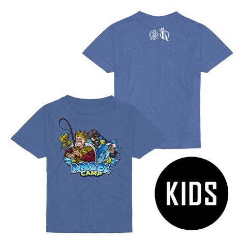 Angel Camp von Sido - Kids Shirt jetzt im Bravado Shop