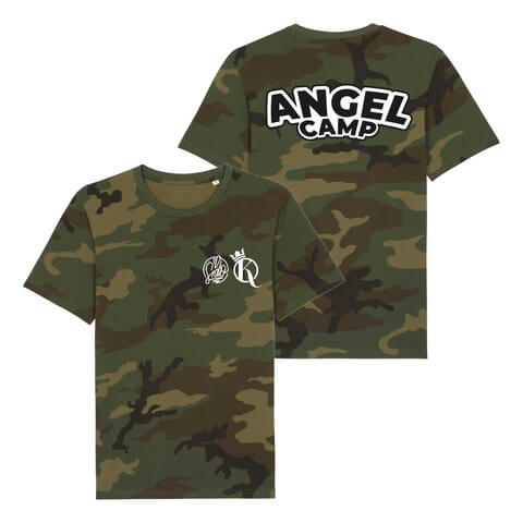 √Angel Camp von Sido - T-Shirt jetzt im Bravado Shop