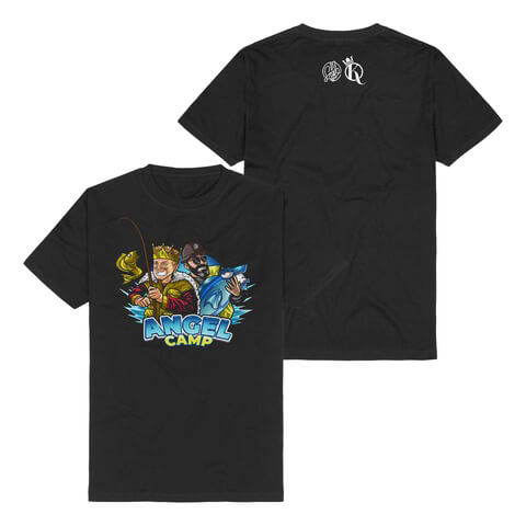 Angel Camp von Sido - T-Shirt jetzt im Bravado Shop