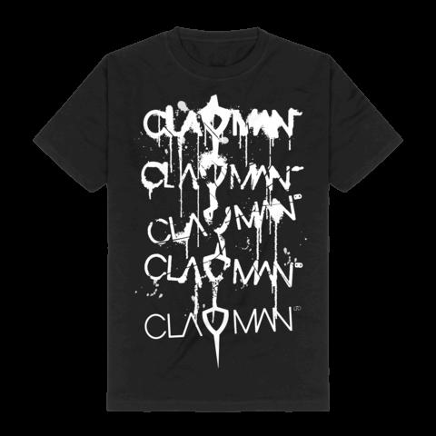 √Distressed Logo von Clayman Limited - T-Shirt jetzt im Bravado Shop